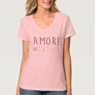 Amore butterflies T-Shirt