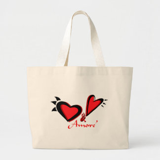 Amore Jumbo Tote Bag