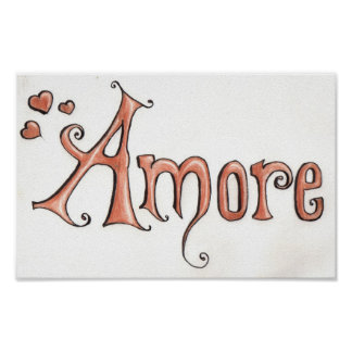 Amore Poster