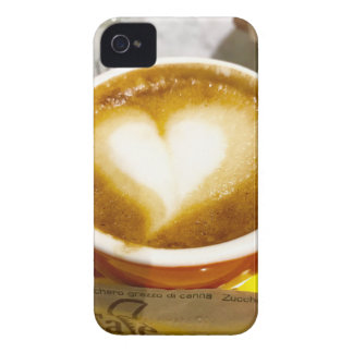 Amoreccino I heart Italian Coffee iPhone 4 Case