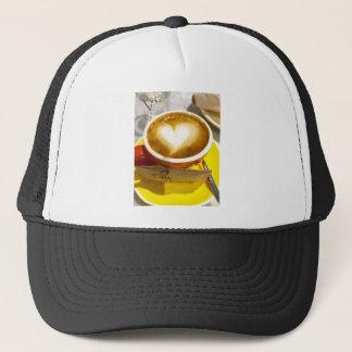 Amoreccino I heart Italian Coffee Trucker Hat