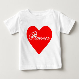 Amour Baby T-Shirt