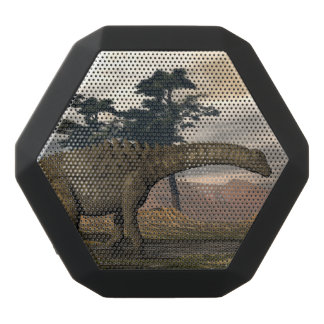 Ampelosaurus dinosaur black bluetooth speaker