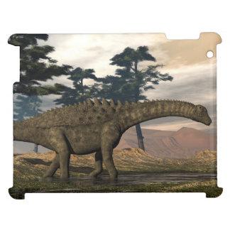 Ampelosaurus dinosaur iPad case