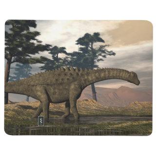 Ampelosaurus dinosaur journal