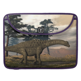 Ampelosaurus dinosaur sleeve for MacBook pro