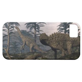 Ampelosaurus dinosaurs case for the iPhone 5