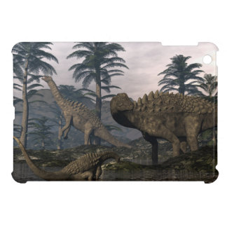 Ampelosaurus dinosaurs iPad mini case