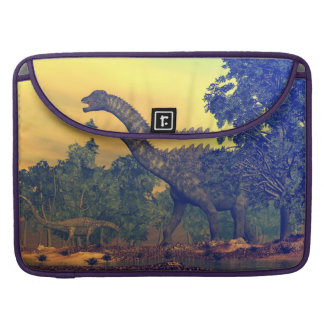 Ampelosaurus dinosaurs sleeve for MacBook pro