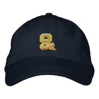 Ampersand Embroidered Hat