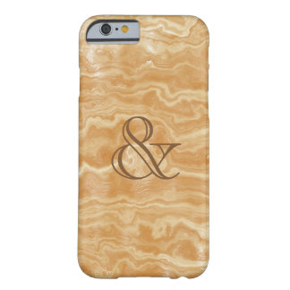 Ampersand Marble iPhone 6/6s Phone Case