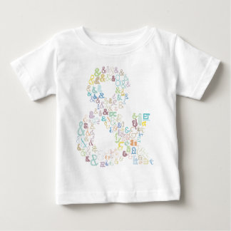 Ampersand pastels baby T-Shirt