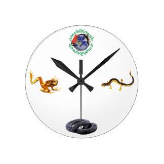 AmphibiaWeb Clock