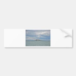 Amphibious Assault Ship Ocean Bumper Sticker