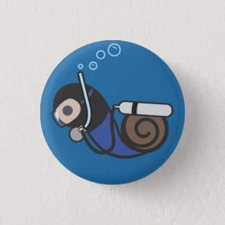 Amphibious Snail Button