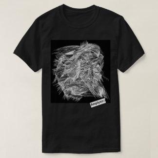 Ampiyas artwork on T-shirt