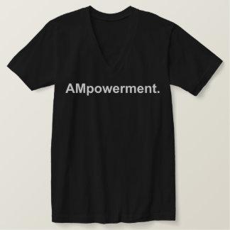AMpowerment Vneck T-Shirt