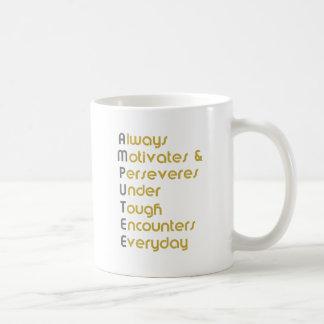 Amputee A.M.U.T.E.E. Coffee Mug