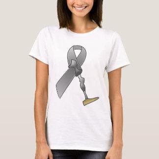 Amputee Awareness Ribbon T-Shirt