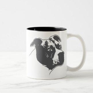AmStaff BOY 1 only | cup/Cup Two-Tone Coffee Mug