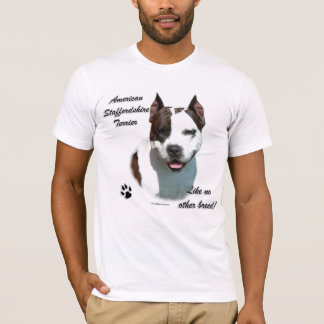 AmStaff Like No Other Breed T-Shirt