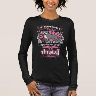 Amstaff Mama Long Sleeve T-Shirt