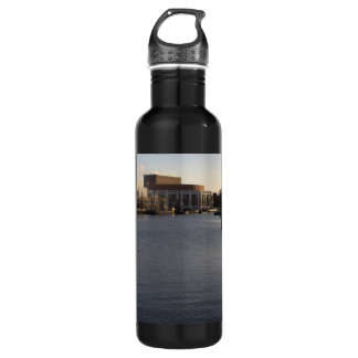 Amstel River and Amsterdam Music Hall 710 Ml Water Bottle