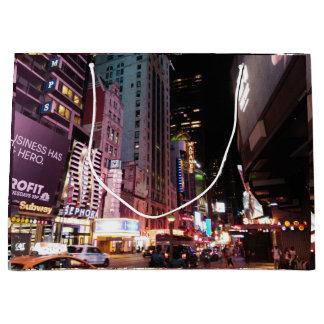 Amsterdam Avenue New York City 2017 Large Gift Bag