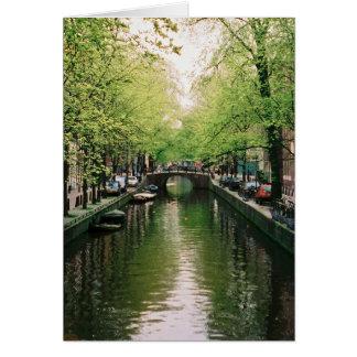 Amsterdam Canal Card
