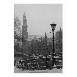 Amsterdam Christmas Card