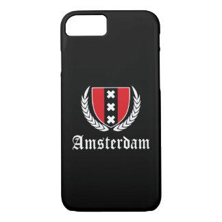 Amsterdam Crest iPhone 8/7 Case