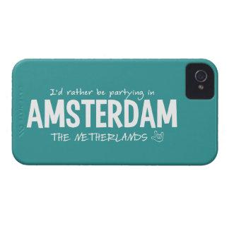 AMSTERDAM custom color Blackberry case