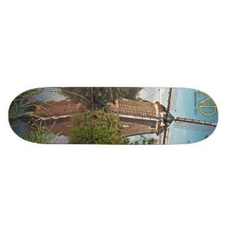 Amsterdam - De 1100 Roe Windmill jpg Skateboards