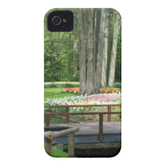 Amsterdam Garden iPhone 4 Case-Mate Cases
