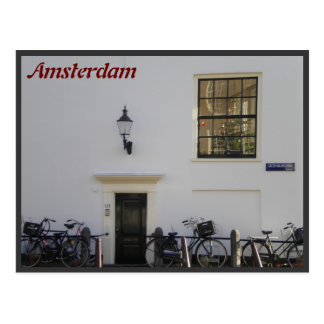 Amsterdam greetingcard post cards