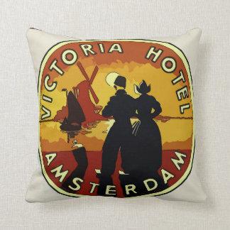 Amsterdam Hotel Cushion