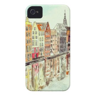 Amsterdam iPhone 4 Case-Mate Case