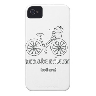 Amsterdam iPhone 4 Covers