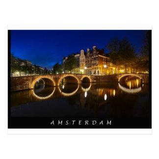 Amsterdam Keizersgracht Postcard Wenskaarten