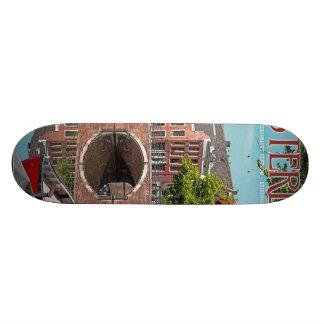 Amsterdam - Keizersgracht Skateboards