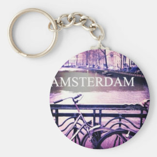 Amsterdam Key Ring