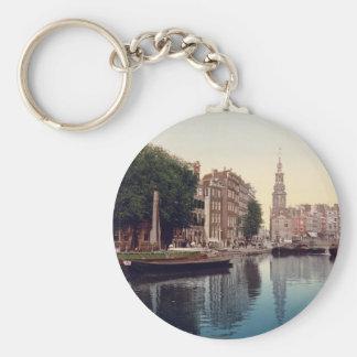Amsterdam Key Chains