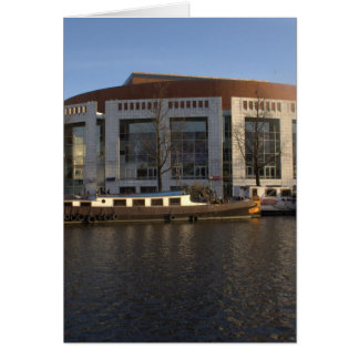 Amsterdam Music Hall Greeting Card