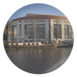 Amsterdam Music Hall Plate