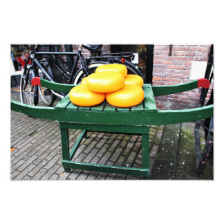 Amsterdam, Netherlands, Cheese, Shop, Photo Print