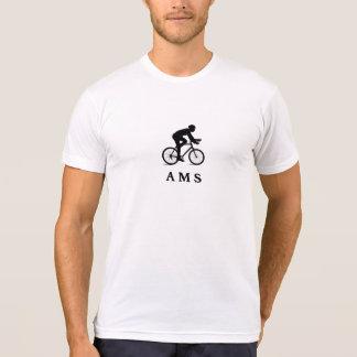 Amsterdam Netherlands Cycling AMS T-Shirt
