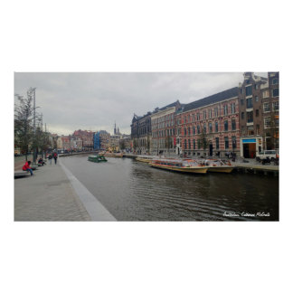 Amsterdam, Netherlands Poster
