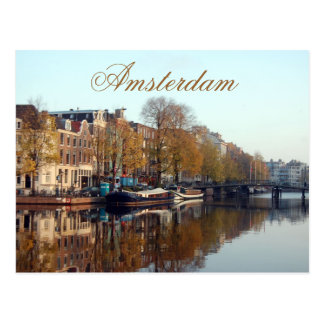 Amsterdam Post Card