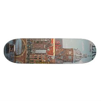 Amsterdam - Sint Nicolaaskerk Skate Board Decks