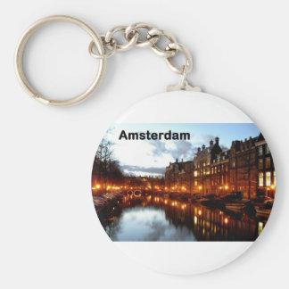 Amsterdam (St.K) Key Ring
